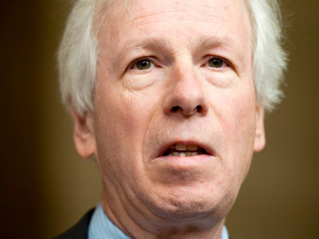 Former Liberal leader Stéphane Dion severely misjudged the Canadian electorate's concern about global warming. Adrian Wyld/The Canadian Press.