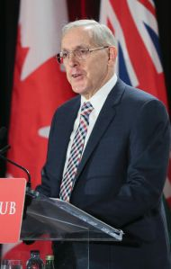 Energy Minister Bob Chiarelli. (Veronica Henri/Toronto Sun).